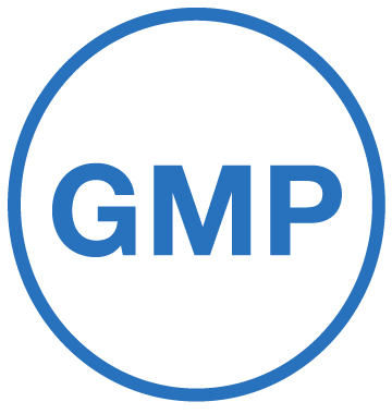 COYNE HEALTHCARE PRODUCED UNDER HIGHEST GMP STANDARDS ICON